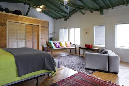 Charming and private guest house - Miami - Cabin