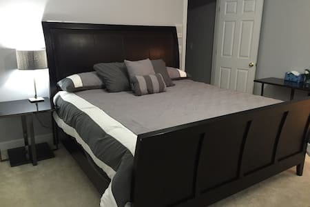 Luxury Suite-2BR near Cobb Galleria - Smyrna - House