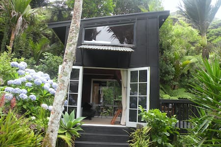 Piha Beach Treetop Studio  - Piha - Lägenhet