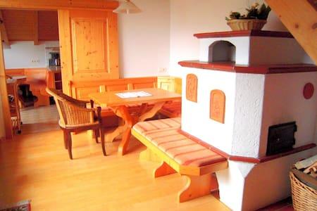 Schmiedhaus/APT Gerlosstein - Aschau im Zillertal - Appartement