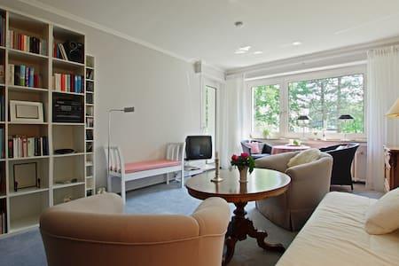 ID 4623 | 3-room-apartment wifi - Hemmingen - Huoneisto