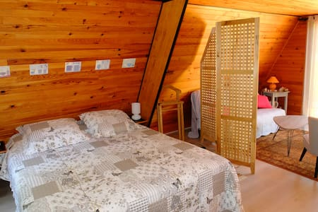 Le chalet de la Combette - Bed & Breakfast