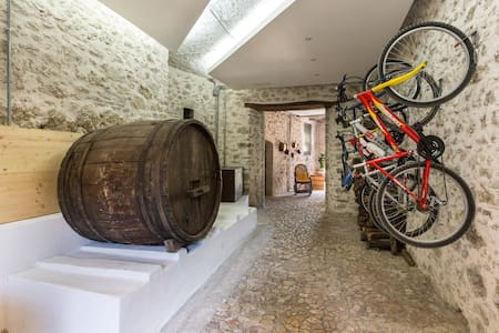 Bike hotel Cascata delle Marmore - Arrone - Apartment