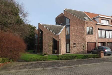 Haus im Grünen bei Antwerpen - Zwijndrecht