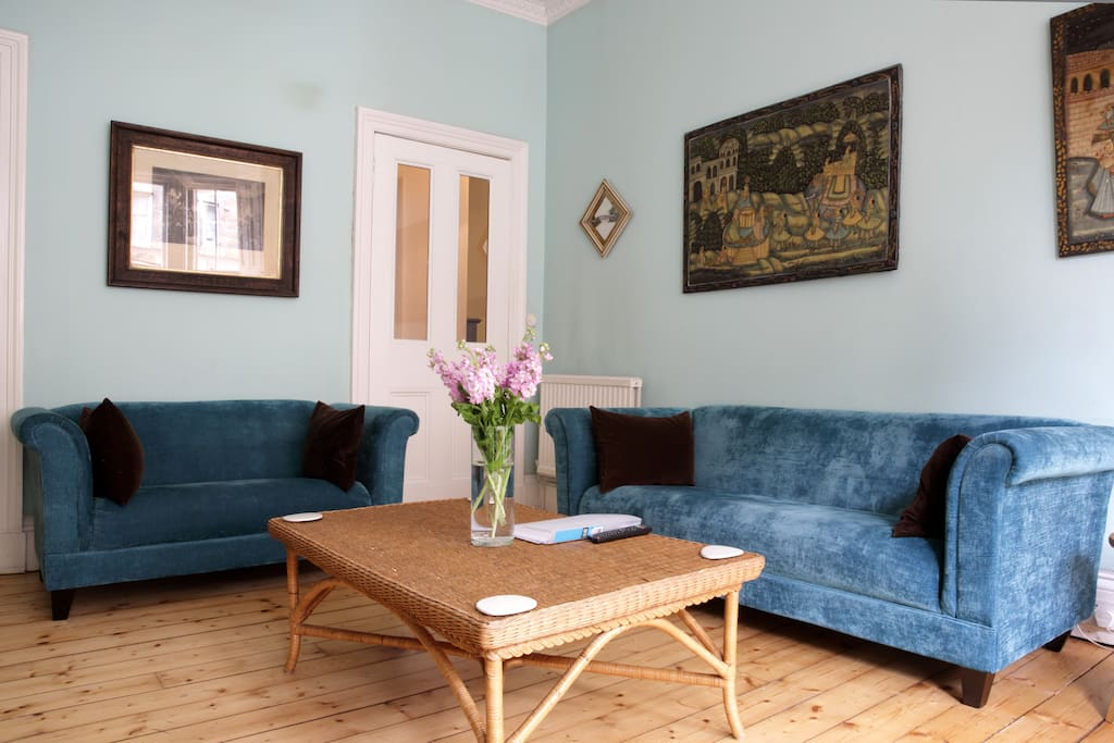 Lovely central apartment sleeps 6