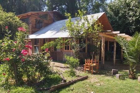 Casa en parcela EkoClub RM, Paine - House