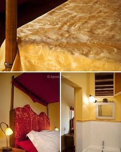 Camera matrimoniale con bagno privato - Bed & Breakfast
