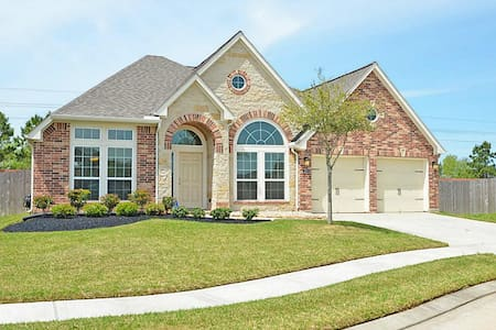 Family Friendly Houston Home - Pearland