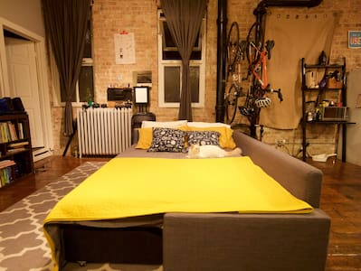 Loft, perfect for Lollapalooza weekend! - Chicago - Apartment