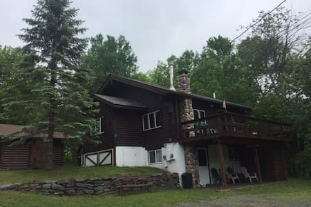 3Br Private Apt. Across the Slopes - House