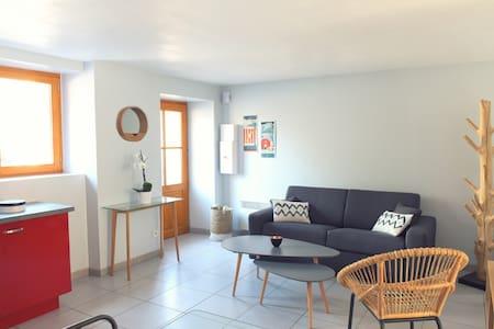 Agréable T2 - 10 min Annecy - centre Quintal - Quintal - Leilighet