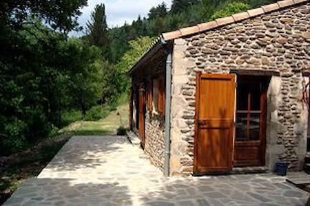 Relax in National Park Cevennes - Chambon - Rumah