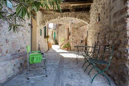 True Italian countryside UMBRIA - Hus