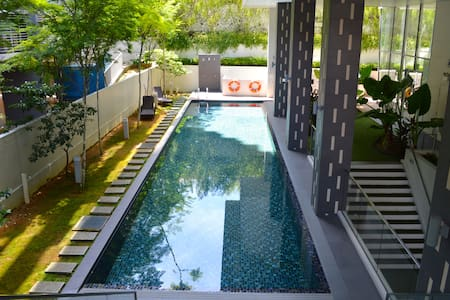 Modern apartment in Robertson Quay - Singapore