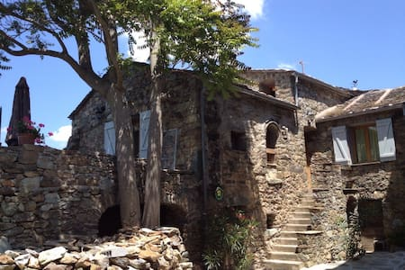 Maison de caractère vue panoramique - Gavignano