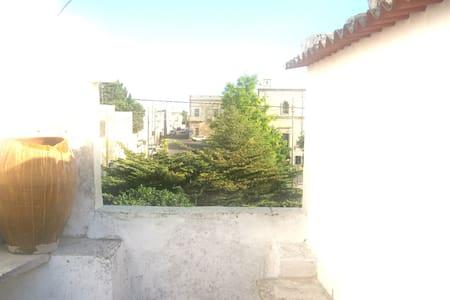Casa con terrazzo nel Salento - Appartamento