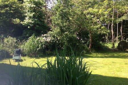 Im Zentrum mit traumhaftem Garten - Hus