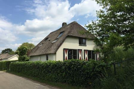 Te huur vakantiewoning Zennewijnen - Kisház