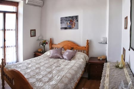 Double Bedroom sleeps 2 people - Psematismenos - Bed & Breakfast