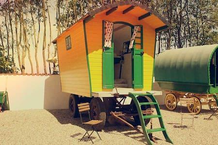 Family Wagon på Hotell Vagabond - Andet