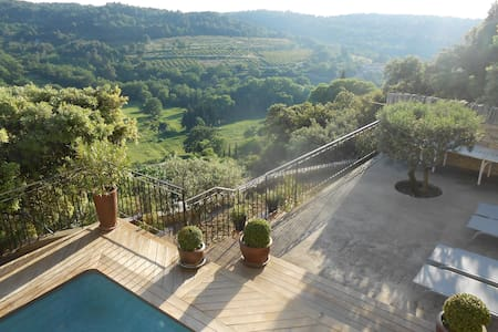 Property Provence incredible view! - Haus