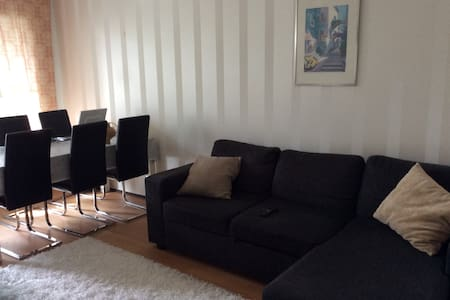 Cozy apartment in beautiful Kotka - Kotka - Lejlighed
