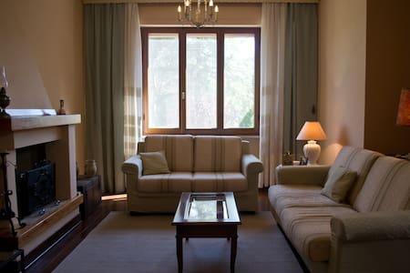 Villa con giardino in Toscana - Rumah