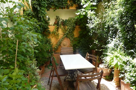Acogedora casa restaurada S. XVII - Trujillo - House