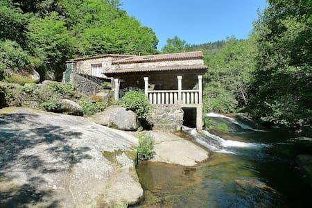 Casa molino en el parque natural - Segade de Arriba - Talo
