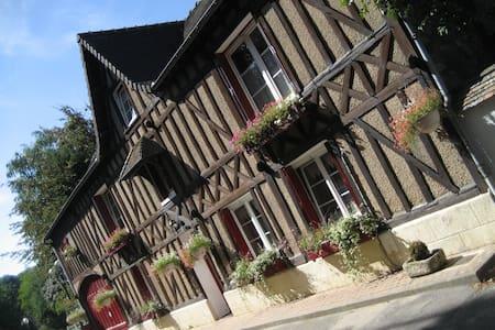 Beautiful house 17th near Giverny - Bonnières-sur-Seine - House