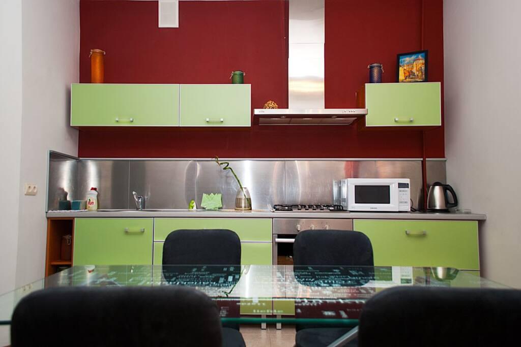 Кухня | Kitchen