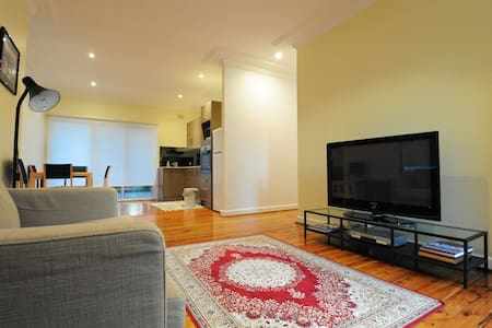 Fully furnished sun drenched living - Reihenhaus