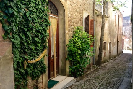 Charming little house in Erice - Erice - Casa