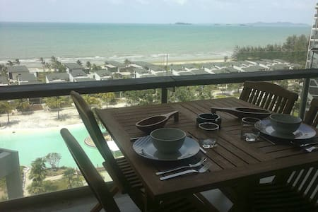 Condo on the beach Kho Samet view - Appartamento