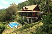 Picture of Magnifique Villa 4 chambres vue mer