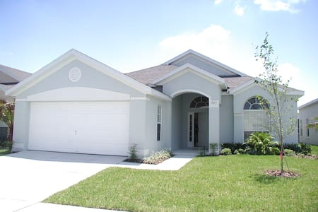 Modern Florida villa near Disney - Davenport