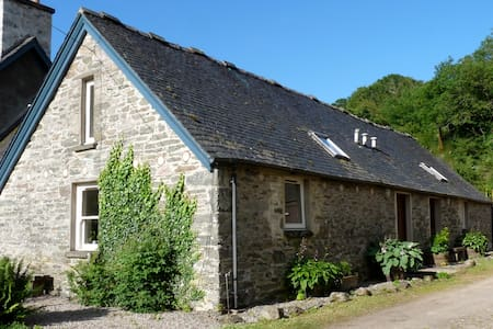 Byre Cottage - Privacy and Comfort - Lochgilphead - Casa