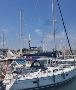 Sailboat 2 cabins - Cannes Pantiero - Cannes - Barca