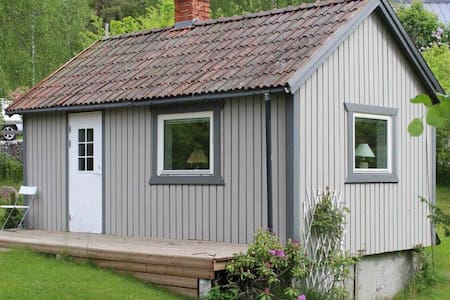 Charming guest cottage - Sollentuna