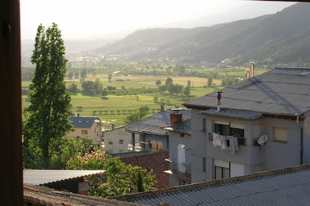 Charming Village House Near Andorra, WIFI , Sat TV - Rumah