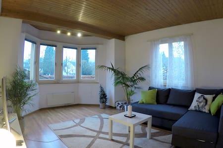 friendly 3.5 room appartment max6P - Apartment