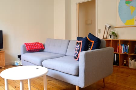 Lovely flat in the heart of Odense