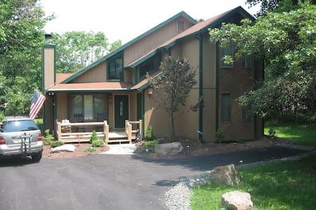 Pocono Retreat Towamensing Trails - Albrightsville - Ház