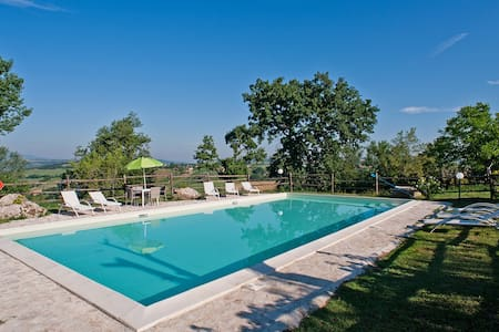 near Rome  Villa with swimingpool - Magliano Sabina - Villa