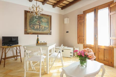The Cosy Sicilian Vintage House - Trapani - Appartamento