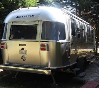 Roche Harbor - New 25' Airstream - Campingvogn