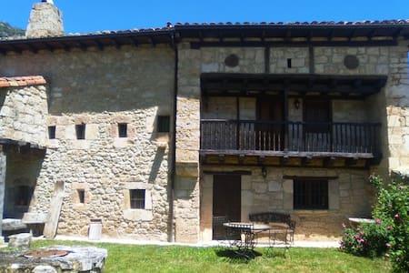 """""""La casona de Escalada"""" Hotel Rural - Burgos - Huis"""