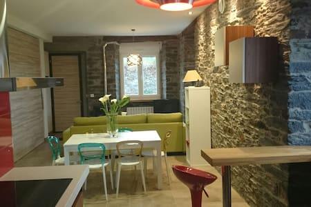 Loft rural recién restaurado. 2 hab - Apartemen