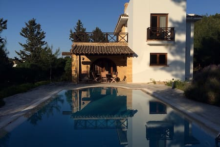 Holiday Villa Rentals North Cyprus - 別荘