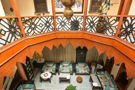 Riad El Wiam, Marrakech